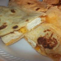 Chicken Breast Quesadillas
