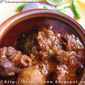 Mangshor Jhol / Mutton Curry the Bengali way