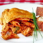 Quick and Easy Chicken Penne Timpano