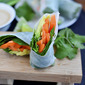 Super Power Spring Rolls + Detox Guide Giveaway!