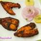 Malabar Style Pan Fried or Tawa Fried Fish