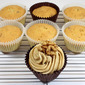Recipe: Baileys and Walnut Cupcakes