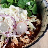 Vegetarian Hominy Chili Recipe