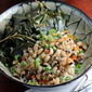 Vegetarian Hoppin' John with Braised Collard Greens