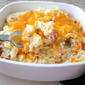 Baked Cheesy Potato Casserole Recipe