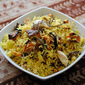 Saffron Rice With Winter Vegetables