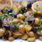 Lemon Chicken with Potatoes and Olives