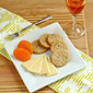 Maple walnut crackers