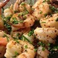 Seared Spicy Garlic Shrimp Appetizer
