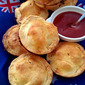 Beef pies with Sour Cream Pastry