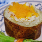 Stuffed Baked Potato Make Over