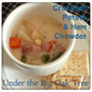 Crock Pot Potato & Ham Chowder