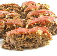 Yummy Skinny Meatloaf