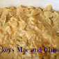Mickey's Mac and Cheese-Disney Recipe