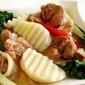 Nilagang Baka (Beef Soup)