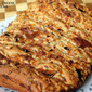 Herb, Cheese and Veggie Pull Apart Bread