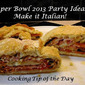 More Super Bowl 2013 Party Ideas