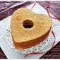 Earl Grey Tea Chiffon Cake 伯爵茶戚风蛋糕