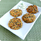 Vegetable Quinoa Cakes