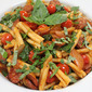 Chorizo and Cherry Tomato Pasta