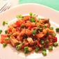 Vegetable Paella with Tofu