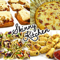 Skinny Appetizers and Desserts for Super Bowl