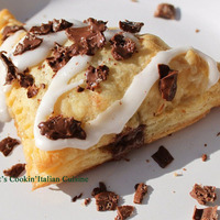 World Nutella Day February 5th 2013 Coconut Nutella Turnovers