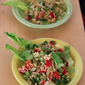 Foxtail Millet Salad - An old grain in a new avatar