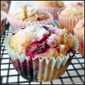 Mixed Berry Muffins...a healthier option
