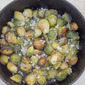 Brussel Sprouts with Truffle Butter