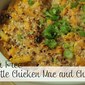 Gluten Free Chipotle Chicken Mac & Cheese