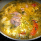 Warm your tummy Portuguese Soup