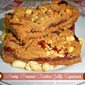 Nutty Peanut Butter Jelly Squares or Bars