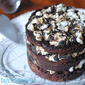 Chocolate Mallow Layer Cake – Gluten-Free for Milk Bar Mondays!