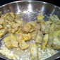 Pasta with Artichokes & Lemon Cream Sauce