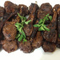 Balsamic and Garlic Lamb Cutlets