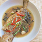 Braised Yellow Croaker Fish 红烧黄鱼
