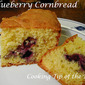 Recipe: Blueberry Cornbread