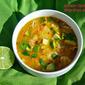 Souper #SundaySupper...Featuring Yucatan Chicken-Lime Soup (Sopa de Lima)