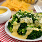 Easy Cheddar Cheese Sauce for Vegetables