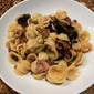 Healthy and Hearty Pasta of the Month - Orecchiette with Sausage
