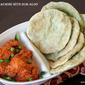 Matar Kachori with Dum Aloo
