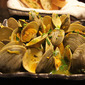 Clams in Saffron Broth