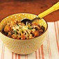 Recipe for slow cooker turkey, black bean and squash chili