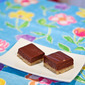 #ChocolateParty: Chocolate Dulce de Leche Bars