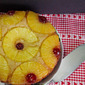 Pineapple Upside Down Cake, the Clandestine Cake Club Cookbook - a Review