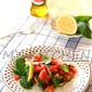 Pan-Fried Fish With Tomato Basil [Gift From The Sea]