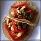 Kung Pao Chicken Tacos..#recipesfromtheheart