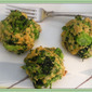 Recipe Box # 37 - Baked Cheesy Broccoli Patties