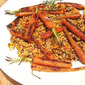 WOW: Carrot Quinoa Risotto